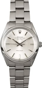 Rolex Air-King Reference 5500 Stainless Steel