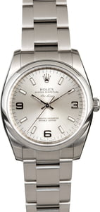 Men's Rolex Air-King 114200 Stainless Steel Oyster