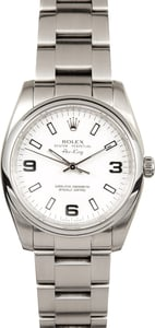 Rolex Air-King 114200 Certified Pre-Owned