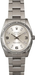 Rolex Air King 114210 Stainless Steel Watch