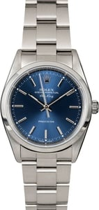 Air-King Rolex 14000 Blue Index Dial TT