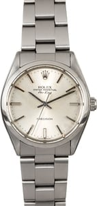 Rolex Air-King 5500 Vintage Men's Watch