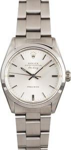 Certified Pre-Owned Rolex Men's Air King 5500