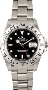 Rolex Black Explorer II 16570 Watch