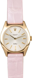 Rolex Cellini 3800 Yellow Gold Case
