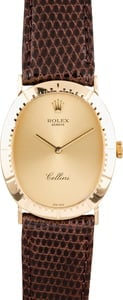 Rolex Cellini 4056 Yellow Gold Case