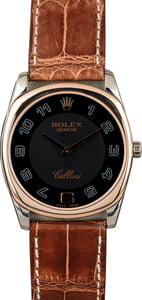 Rolex Cellini 4233 Everose Gold Bezel