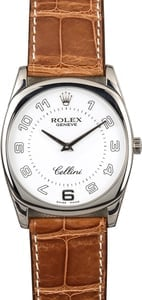 Rolex Cellini 4233 White Gold