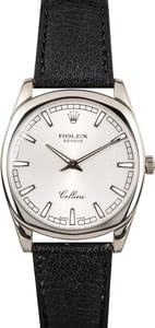 Rolex Cellini 4243 White Gold