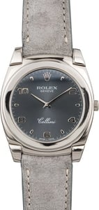 Rolex Cellini 5330 Grey Arabic Dial