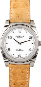 Rolex Cellini 5330 White Gold