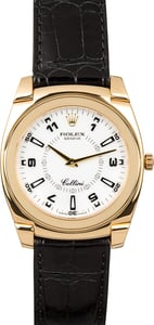 Rolex Cellini 5330 Yellow Gold