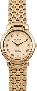 Pre Owned Rolex Ladies Cellini 6621