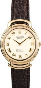 Rolex Cellini Cestello 6623 Gold