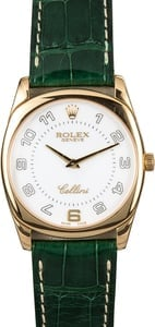 Rolex Cellini Danaos 4233 Yellow Gold