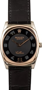 Rolex Cellini Danaos Rose Gold 4233 Watch