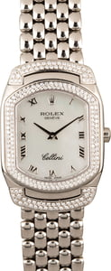 Rolex Cellini Cellissima 6693 with Diamond Bezel