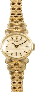 Rolex Ladies Cocktail Watch 8283