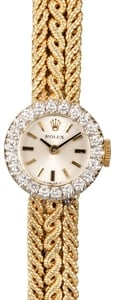 Rolex Ladies Cocktail Watch 8427