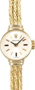 Rolex Ladies Cocktail Watch 8463