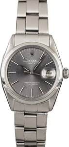 Rolex Oyster Perpetual Date 1500 Slate Dial