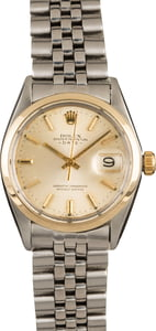 Pre-Owned Rolex Date 1500 Champagne Dial