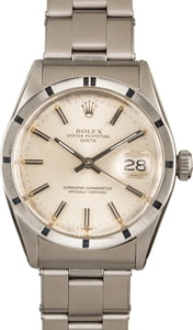 Pre-Owned Rolex Date 1500 Oyster Bracelet