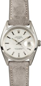Rolex Date 1500 Stainless Steel