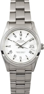 Rolex Date 15000 Stainless
