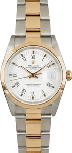 Rolex Date 15003 Two Tone Oyster