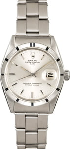 Rolex Date 1501 Stainless Steel Oyster Rivet