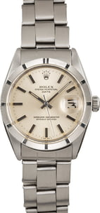 Used Rolex Date 1501 Stainless Steel Oyster Rivet