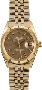 Rolex Date 1501 American Oval Link