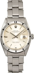 Rolex Date 1501 Stainless Steel