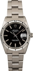 Pre-Owned Rolex Date 15010 Steel Oyster