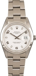 Used Rolex Date 15200 Steel Men's Watch