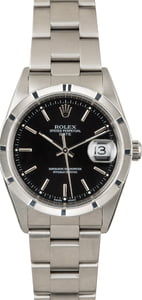 PreOwned Rolex Date 15210 Mens Watch