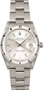Rolex Date 15210 Stainless Steel Oyster