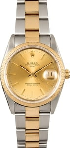 Rolex Date 15223 Oyster
