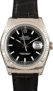 Men's Rolex DateJust 116139