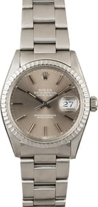 Used Rolex DateJust 16030 Men's