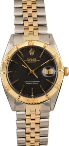 Pre-Owned Rolex Datejust 1625 Two Tone 'Thunderbird'