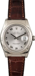 Used Rolex Datejust 116139