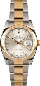 Rolex Datejust 116203 Two Tone Oyster