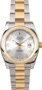 Rolex Datejust 116203 Concentric Dial