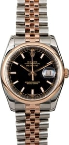 Rolex Datejust 116231 Two-Tone Jubilee