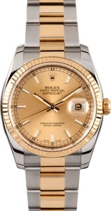 Rolex Datejust 116233 Oyster 36MM