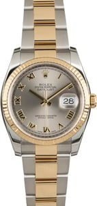 Used Rolex Datejust 116233 Oyster Band