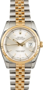 Pre Owned Rolex Datejust 116233