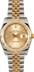 Rolex Datejust 116233 Certified Pre-Owned